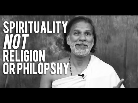 Religion, Philosophy or Spirituality? Spiritual Teachings