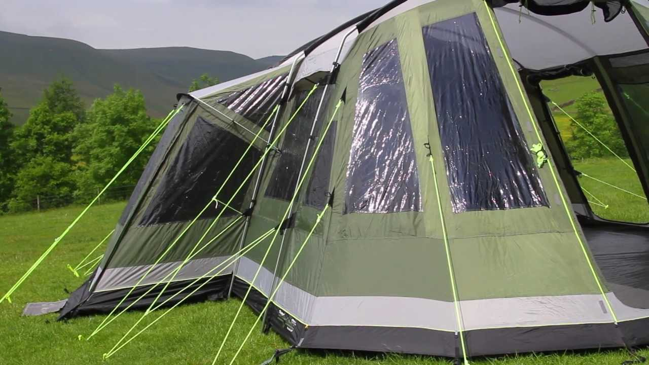 Outwell Montana 6p Tent Review The Go Outdoors Show