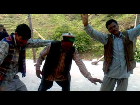 Himachali Pahari Nati Of Rampur ,. Shimla Uploaded By Meharkashyap.mp4 video