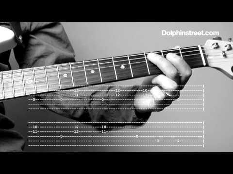 Blues Guitar Lesson - Shuffle Rhythm & Chords Music Videos