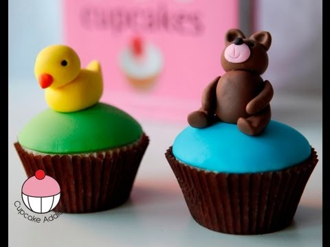 Modeling Chocolate Recipe & Instructions (like Fondant)-- A Cupcake Addiction How To Tutorial