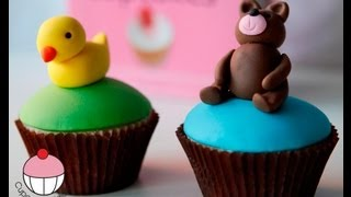 Modeling Chocolate Recipe & Instructions (like Fondant)-- A Cupcake Addiction How To Tutorial