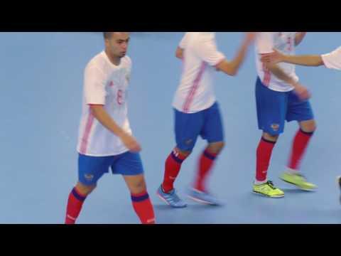 Тов. матч. Нидерланды - Россия. 0:1. Второй матч