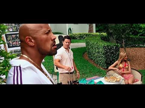 PAIN & GAIN [2013] Scene: 'Neighborhood Watch'