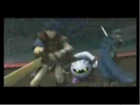 Misc Computer Games - Smash Bros - Fire Emblem Together We Ride