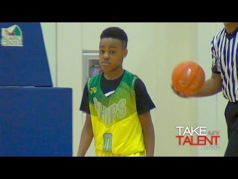 LeBron James Jr. SHOWS OUT At John Lucas All-Star Weekend!