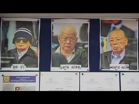 Khmer Rouge trial opens in Cambodia