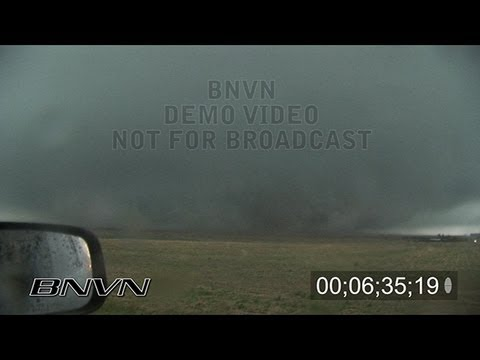 5/23/2008 Quinter Kansas Wedge Tornado Video