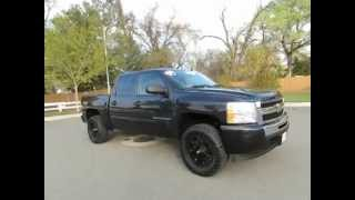 2009 Chevy Silverado 1500 4x4 LIFTED For Sale Orland Ca R&R Sales Inc Chico Ca