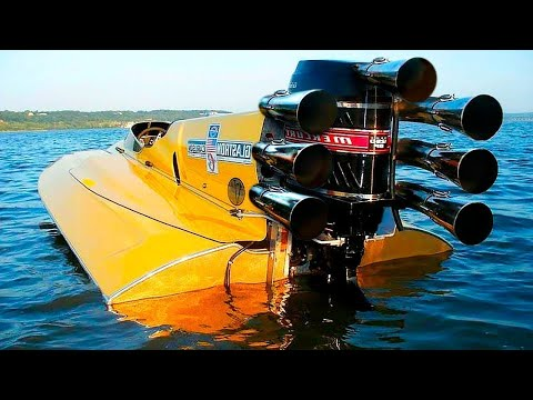 Play this video 10 Fastest Boats Ever Made