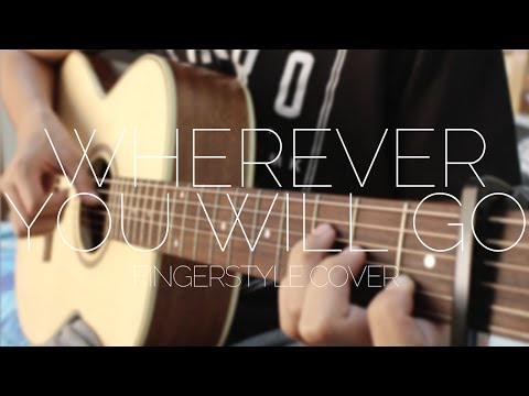 Calling - Wherever You Will Go Fingerstyle