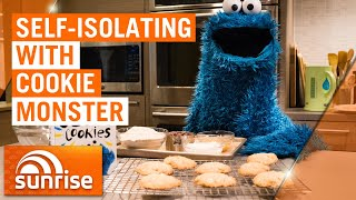 Video: Cookie Monster helps kids cope with Coronavirus - Sesame Street
