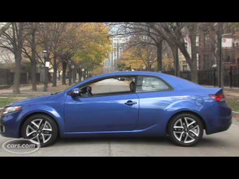 2010 Kia Forte Koup Video