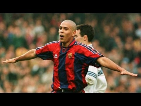 Ronaldo - Barcelona ◄ All 47 goals in 49 games ► Season 1996/1997 ! ! !