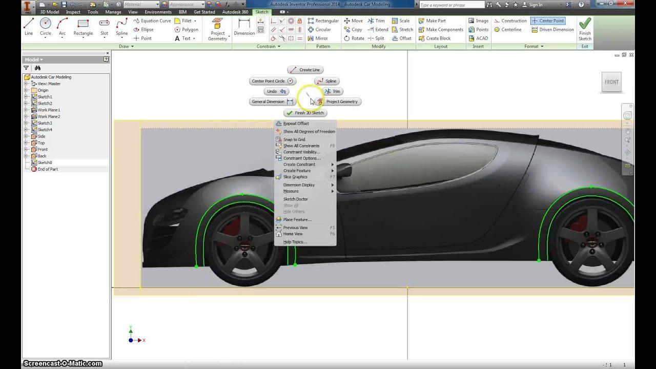 Autodesk inventor 15
