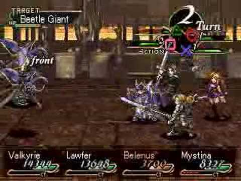 Let's Play Valkyrie Profile #56 - Citadel of Flame