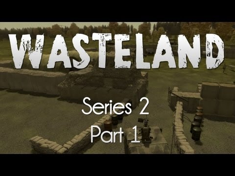 ARMA 2: Wasteland Mod Survival — Series 2 — Part 1 — Meet The Team!