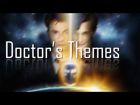 Doctor Who - Matt Smith's theme meets David Tennant's