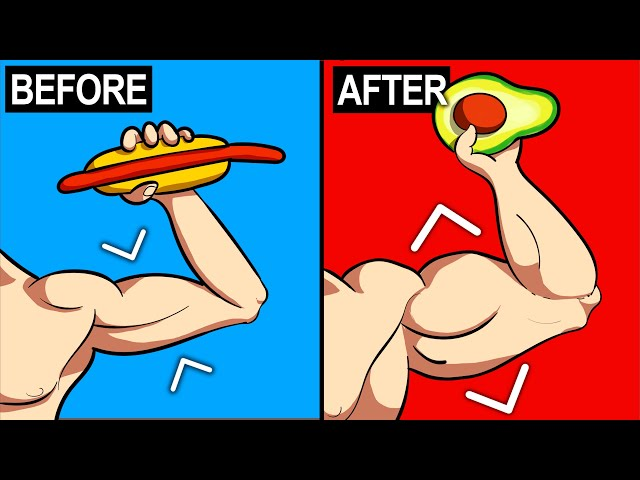 17 Muscle Building Foods BULK UP FAST!