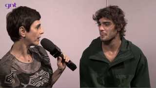 Marlon Teixeira - Interview by Lilian Pacce in Fashion Rio (GNT Fashion)
