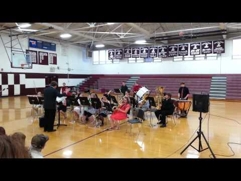 Mars Unaka High School Band