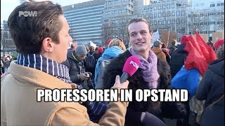 Professoren in opstand
