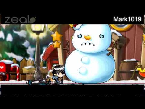Smash Snowman Collab 2012 [Mark1019 part]