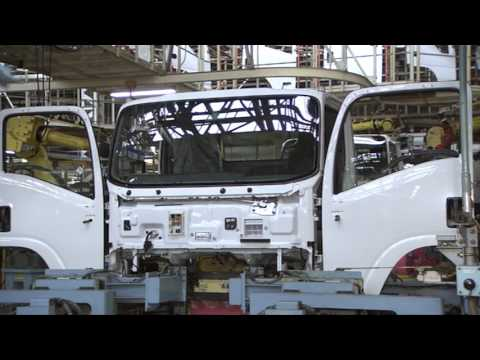 Behind the Scenes at Isuzu Truck