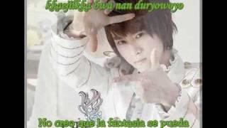 "D-NA (Dae Guk Nam Ah) - Shining World ""Sub Español y Romanización"""