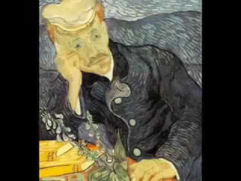 A slideshow of Vincent Van Gogh's work set to the song &quot;Vincent&quot; by Don McLean. It's part of an art and creative writing lesson plan for the patients at Mississippi State Hospital at Whitfield.