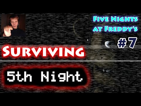 HOW TO SURVIVE NIGHT 5! – Five Nights at Freddy's – Part 7 – JaroPlays
