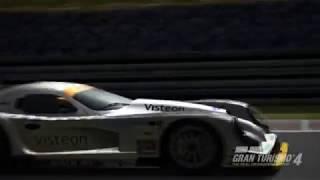 GT4 Hybrids - Panoz GTR-1 (Gran Turismo 3 version)