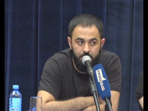 Севак Ханагян в РАУ