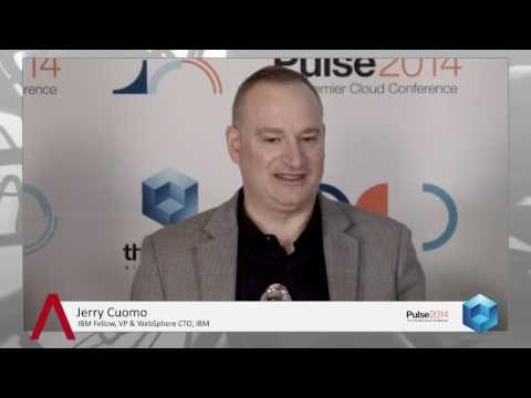 Jerry Cuomo - IBM Pulse 2014 - theCUBE