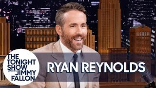 Ryan Reynolds Describes His Pikachu Method Acting Process