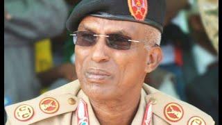 Taliyaha Ciidanka Qaranka Somaliland oo Kormeer ku Tagay Gobolka Sool