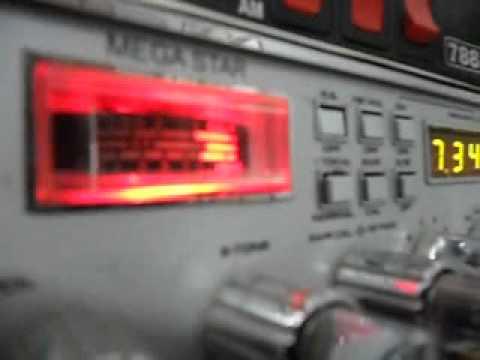 CB RADIO Contacto entre Brasil e Portugal