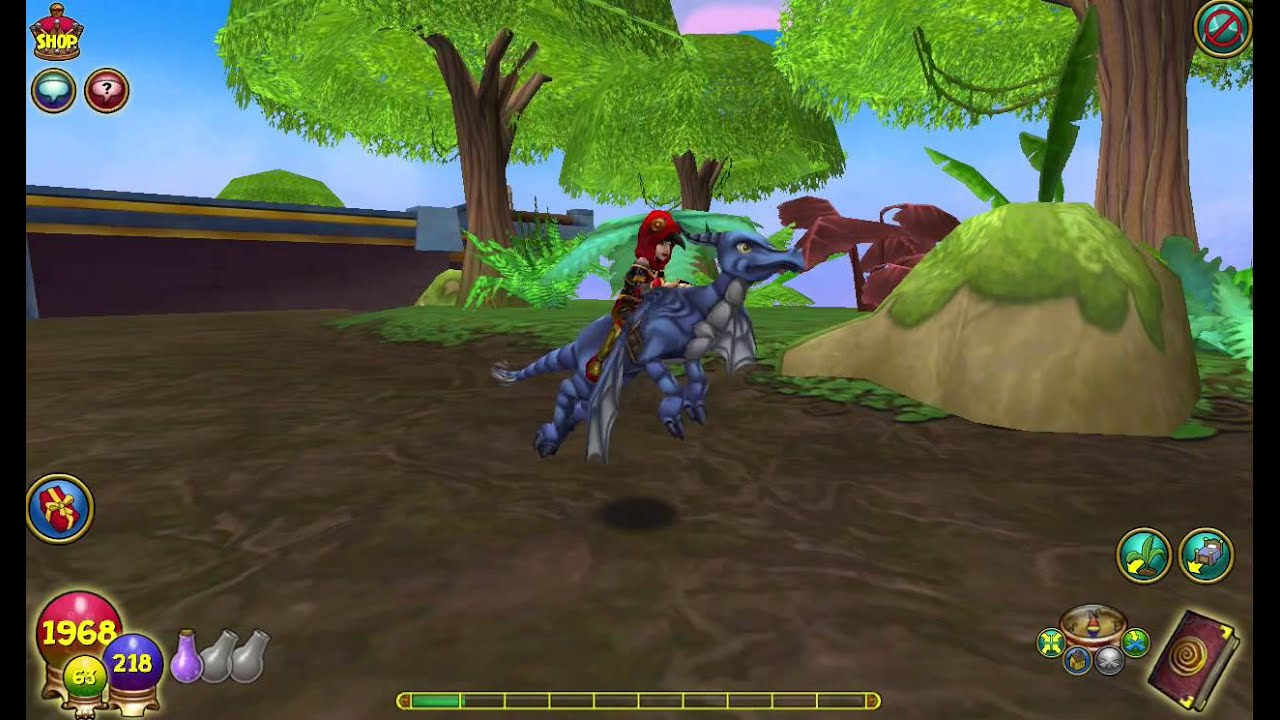 how to get a mount in wizard101