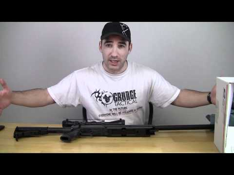 TSD SD98 Sniper Rifle Review
