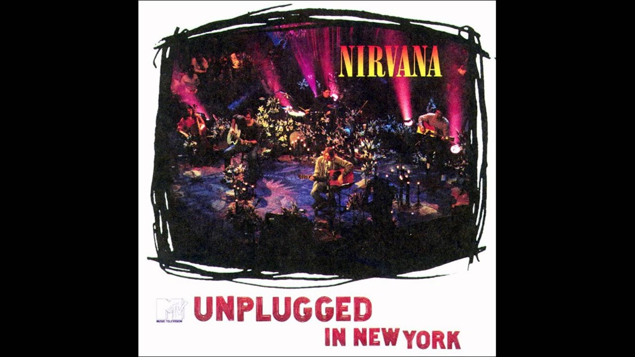 Nirvana Unplugged Wallpaper Nirvana Mtv Unplugged in New