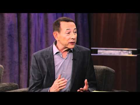 Paul Reubens on Jimmy Kimmel Live PART 1