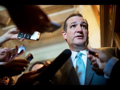 Cruz Slams 'Lawless' Supreme Court After Obamacare Ruling