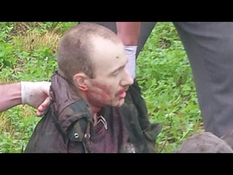 First photo of captured fugitive David Sweat