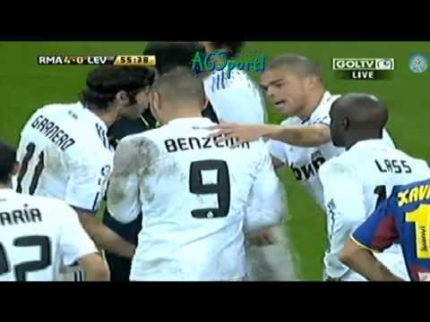 Real Madrid Vs Levante 8-0 Goals & Full Highlights