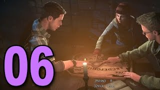 Until Dawn - Part 6 - Ouija Board (Horror Game Let's Play / Walkthrough)