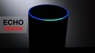 Amazon Echo review - A conversation with Alexa