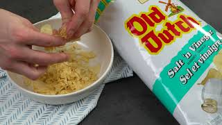Old Dutch Salt & Vinegar Fish Chips