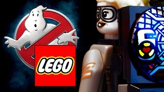 The Original 1984 and 2016 Ghostbusters Lego Ecto 1