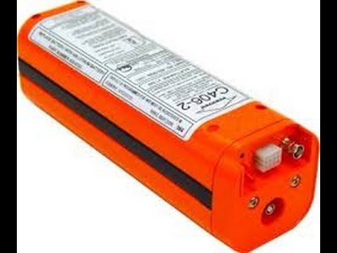 Example of what an ELT (emergency locator transmitter) sounds like in flight N3318Q