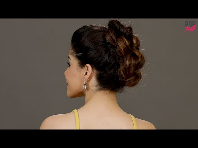How To Do A Faux Mohawk Hairstyle - POPxo Beauty